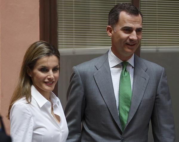 Новый король Испании Фелипе VI вступит на престол 19 июня
