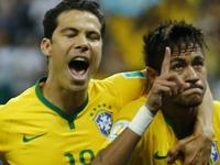 Сборная Бразилии выиграла у Хорватии в стартовом матче ЧМ-2014