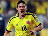 Колумбия победила сборную Греции на ЧМ-2014