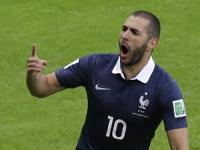 Дубль Карима Бензема позволил Франции обыграть Гондурас