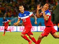 Сборная США одержала победу над Ганой на ЧМ-2014