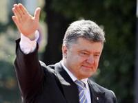 Порошенко: Украина в одностороннем порядке прекратит боевые действия на востоке