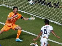 Коста-Рика сенсационно обыграла Италию на ЧМ-2014