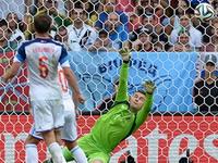 Россия уступила Бельгии на чемпионате мира в Бразилии