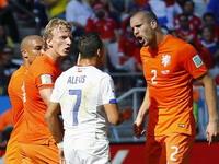 Нидерланды обыграли Чили и вышли в плей-офф ЧМ с первого места
