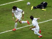 Греция и Колумбия вышли в плей-офф ЧМ-2014 по футболу