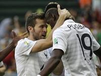 Франция обыграла Нигерию и вышла в 1/4 финала ЧМ по футболу