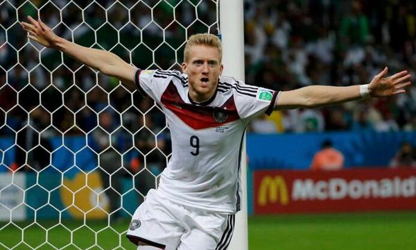 Германия вышла в 1/4 финала ЧМ по футболу