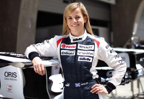 В Формуле-1 впервые за 22 года пилотом станет женщина
