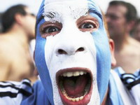 Аргентина вымучила победу над Швейцарией