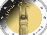 Банкир: введение евро в Латвии прошло невероятно гладко