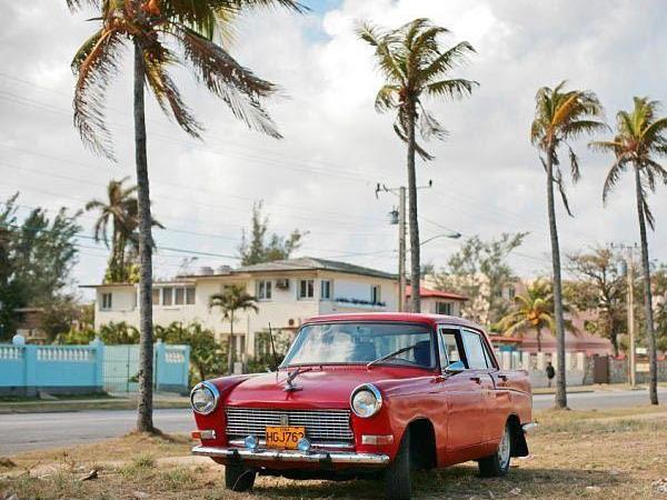 За полгода на Кубе продано 50 новых авто