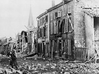 Ровно век назад началась Первая мировая война