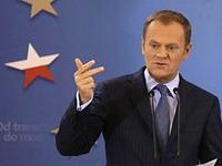 Президентом Европейского союза избран польский премьер Дональд Туск