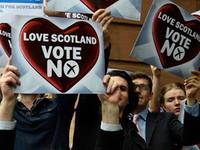 Шотландия останется в составе Великобритании