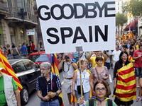Парламент Каталонии одобрил закон, позволяющий созвать референдум о независимости