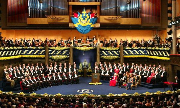 В Швеции открывается 113-я Нобелевская неделя