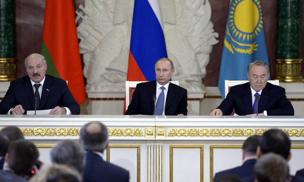 """Беларусь готова выполнять договор о ЕАЭС только при снятии """"барьеров, ограничений и изъятий"""""""