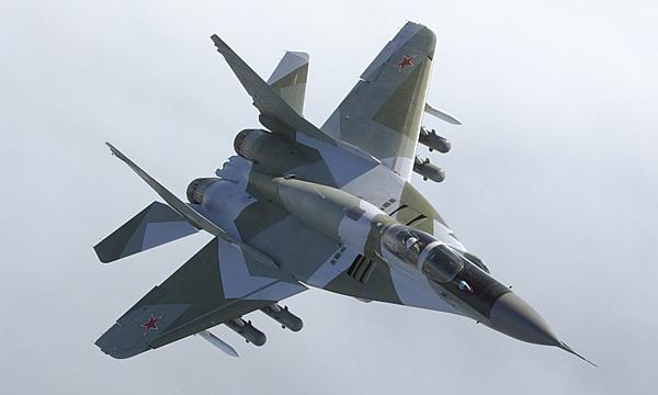 Болгария намерена отказаться от российских боевых самолетов