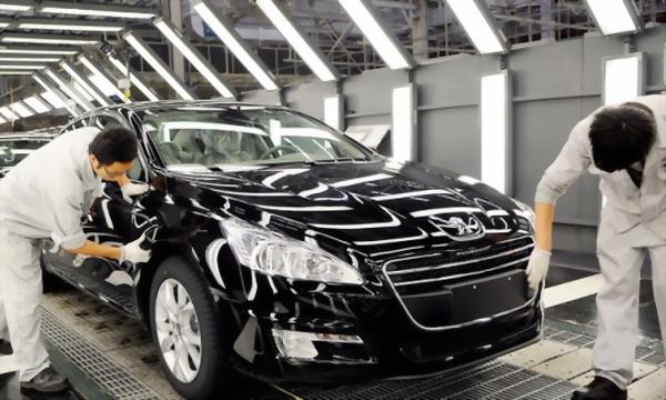 В ноябре в Беларуси начнут собирать Citroen и Peugeot