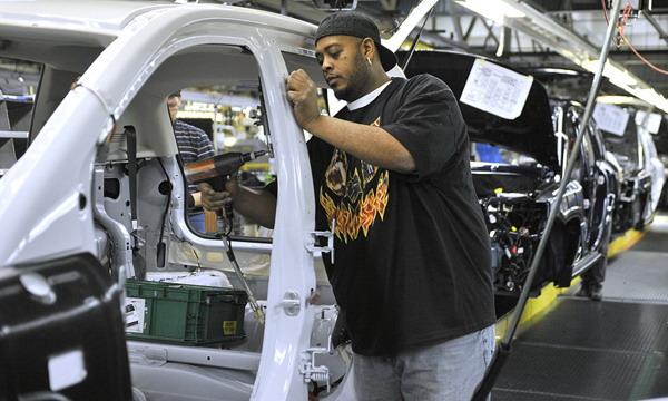 Промышленное производство возвращается в США