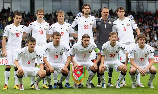 Беларусь впервые за 14 лет вылетела из первой сотни рейтинга ФИФА