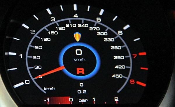 Koenigsegg One:1 запущен в серийное производство