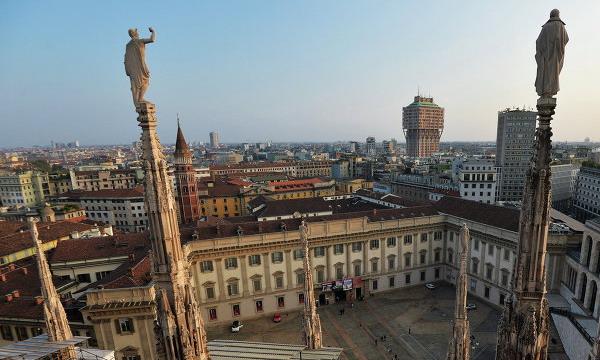 Забастовка против политики правительства проходит в Италии