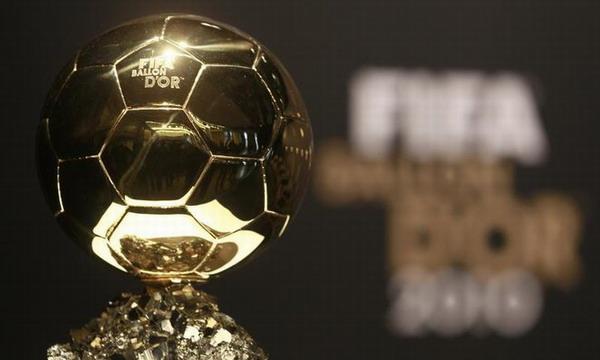 ФИФА назвала претендентов на «Золотой мяч»