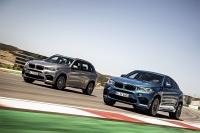 BMW представила новые X5 M и X6 M
