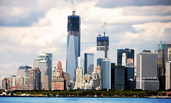 Всемирный торговый центр в Нью-Йорке открылся спустя 13 лет