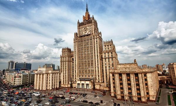 МИД России предложил Евросоюзу обоюдный отказ от санкций