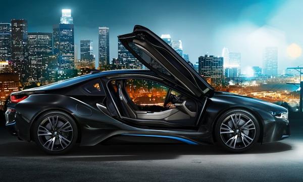 "Top Gear выбрал ""Автомобиль года - 2014"" - BMW i8"