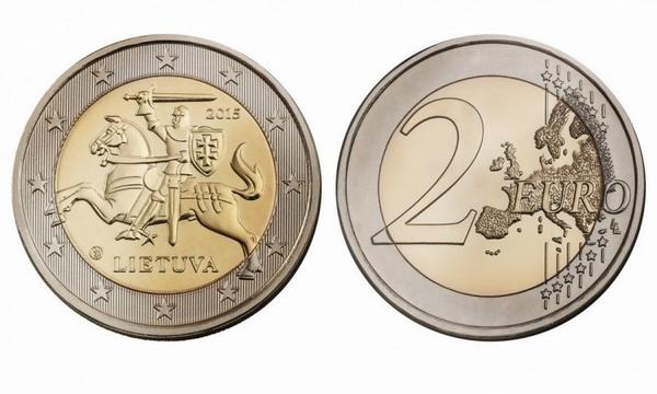 Продажи комплектов литовских евро бьют рекорды