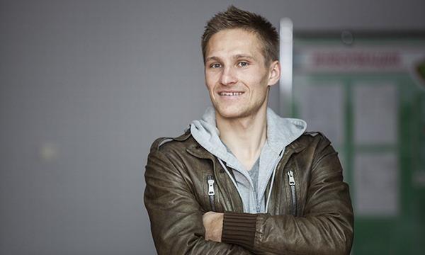 Сергей Кривец - лучший футболист Беларуси 2014 года