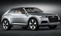 Audi представит субкомпактный кроссовер Audi Q1 в 2016 году