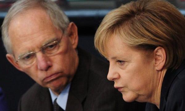 Германия согласна на выход Греции из еврозоны