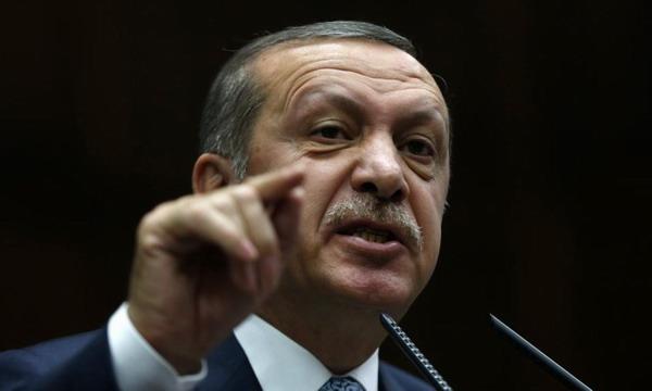 Эрдоган потребовал от Путина объясниться за Крым