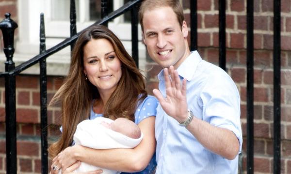 Кейт Миддлтон родила принцу Уильяму дочь