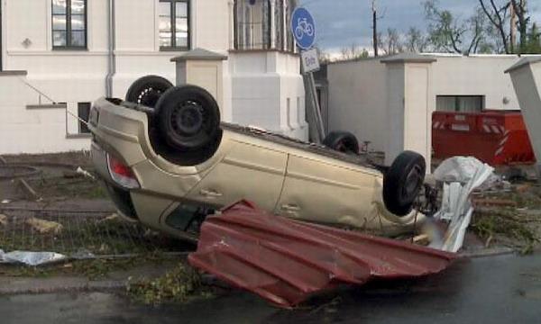 Торнадо в Германии