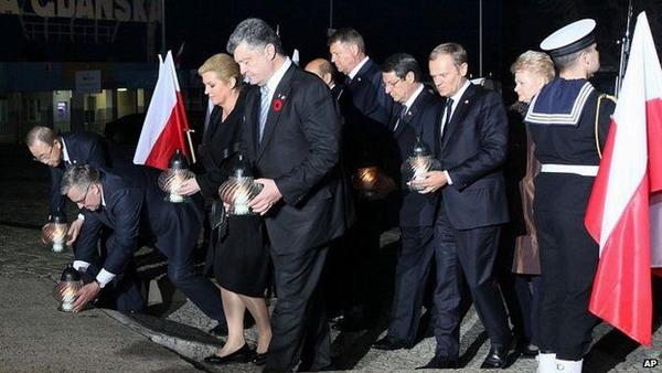 Европа отмечает 70-летие победы над нацистами