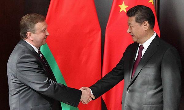 Беларусь и Китай 10 мая подписали соглашения на 3,5 млрд долларов