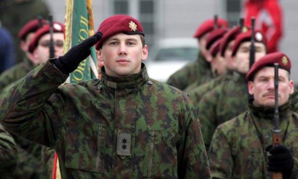 В Литве снова призывают в армию