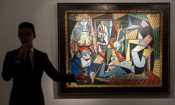 Аукционный рекорд Пикассо