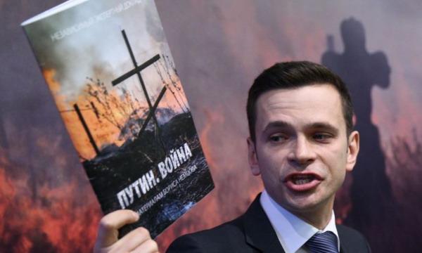 Доклад «Путин. Война»: опубликовано расследование Немцова о войне на Донбассе