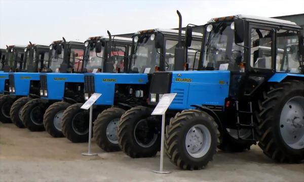 Беларусь хочет увеличить поставки сельхозтехники в Европу