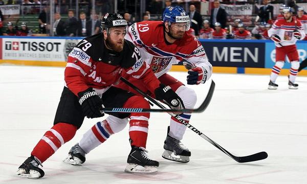Сборная Канады выиграла у Чехии 2:0 и вышла в финал ЧМ-2015 по хоккею
