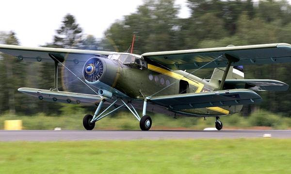 Над Балтийским морем пропал литовский самолет «Ан-2»
