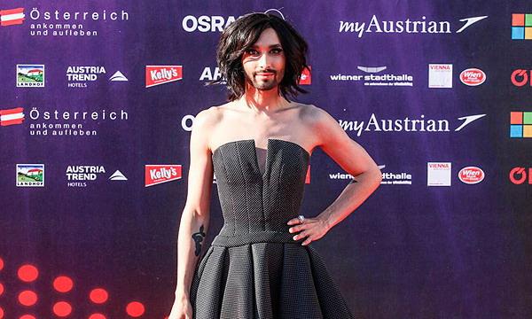 В Вене состоялась торжественная церемония открытия «Евровидения-2015»
