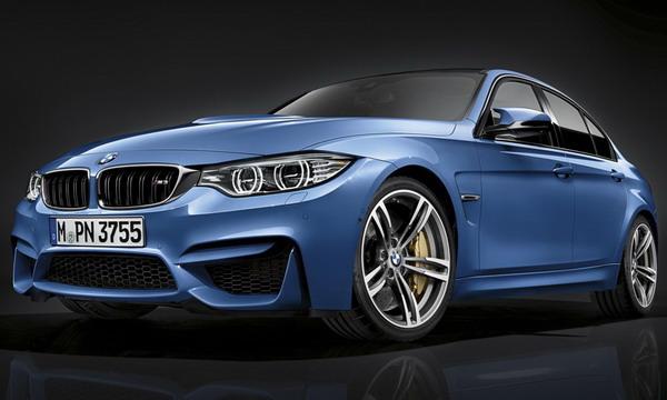 BMW готовит M3 Touring 3-Series в кузове «универсал»